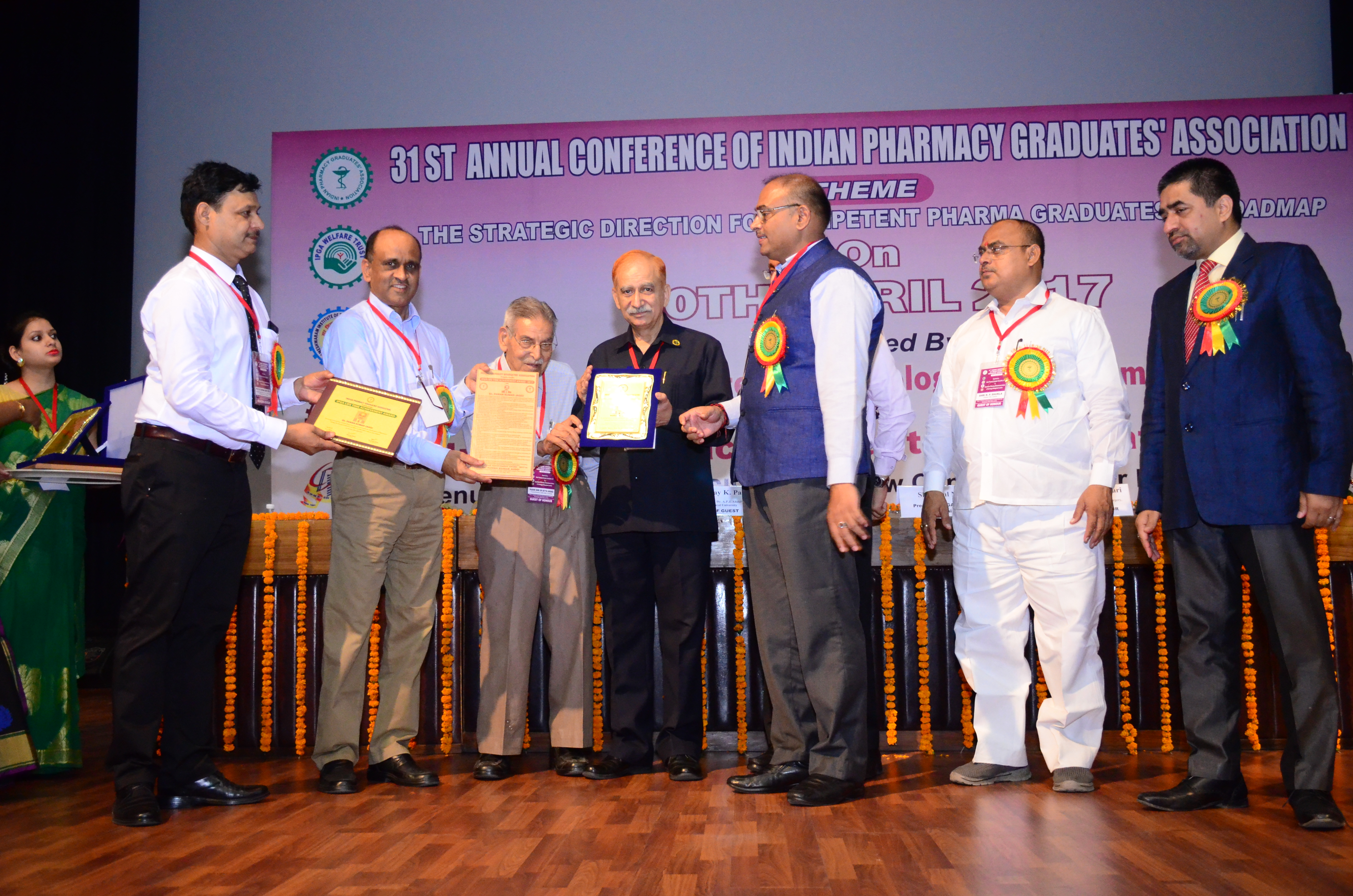 31st Annual Conference of Indian Pharmacy Graduates' Association