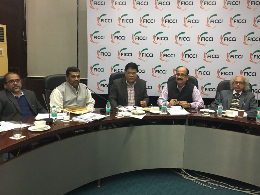 IPGA CEC Meeting held at Ficci, New Delhih-110001