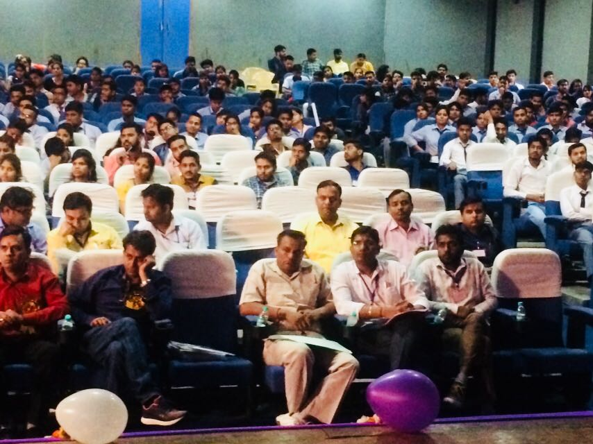 National Seminar at Rajiv Academy for Pharmacy, Mathura