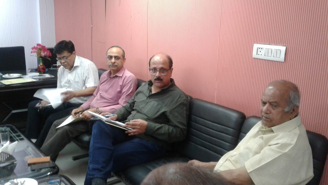 IPGA WELFARE TRUST MEETING PHOTO
